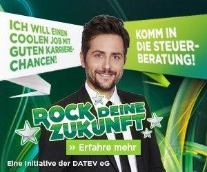 Rock Deine Zukunft als Steuerberater | Ein Job mit Vielfalt und Aufstiegschancen! Eine initiative der Datev.